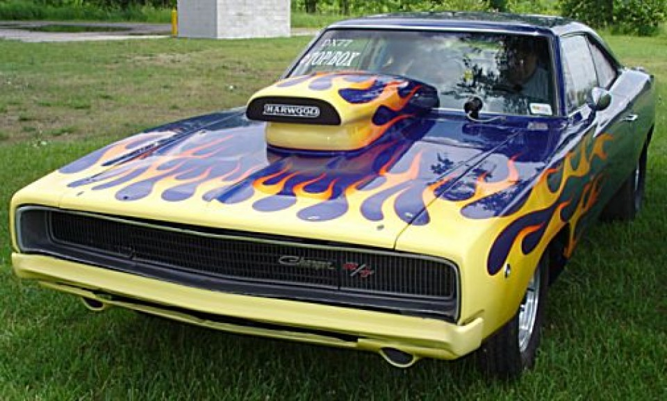 Custom Painted Street Cars & Hot Rods | Advance Custom Paint